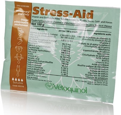 AC024-332 Stress Aid Powder 100g