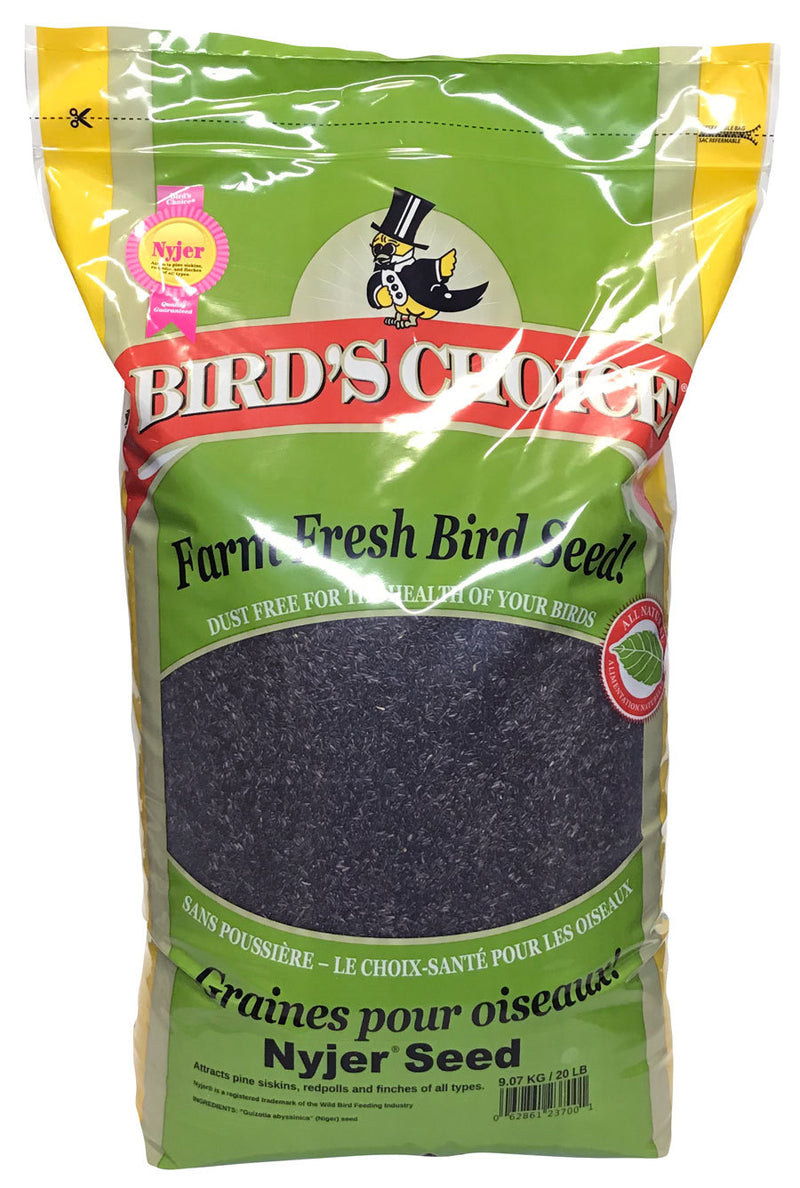 FSNYGER Nyger Seed Birds Choice - 20 lb