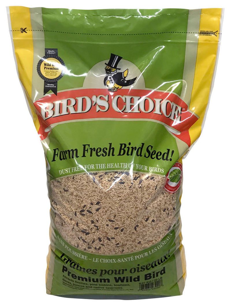 FSPREMIUM Bird Feed Wildbird Premium 20lb