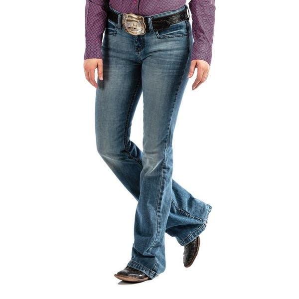 "CLMJ81454071-29-Long Jean Ladies Cinch ""Lynden"""