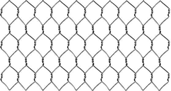 "FE4306668 Poultry Wire - 24""x2'x50'"