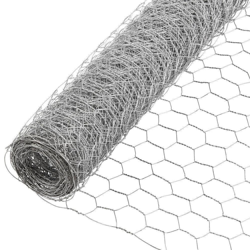 "FE4306684 Poultry Wire - 36'x1""x25'"