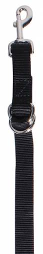 TK8057--Black Tie Down Strap Nylon 1""