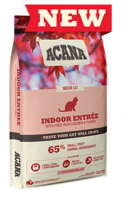 FSC401-71451 Acana CAT Food Indoor Entree 4.5kg