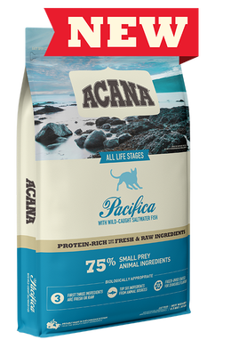 FSC401-71465 Acana CAT Food Pacifica 4.5kg