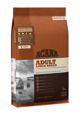 FSD401-52117 Acana Dog Food Adult Large Breed 17kg