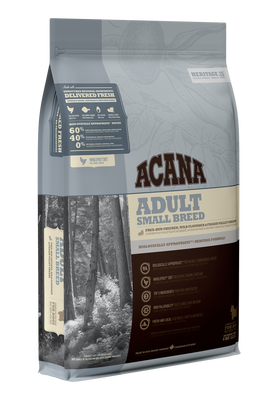 FSD401-52360 Acana Dog Food ADULT SMALL Breed 6kg