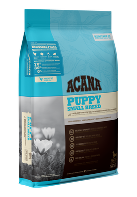 FSD401-50260 Acana Dog Food PUPPY Small Breed 6kg