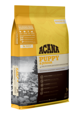 FSD401-50011 Acana Dog Food PUPPY & Junior 11.4 kg