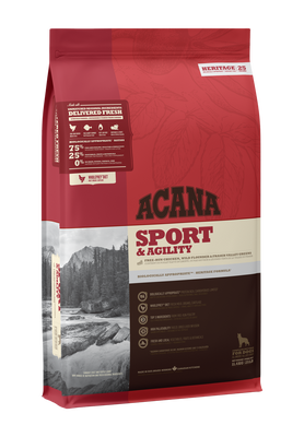 FSD401-53011 Acana Dog Food Sport & Agility 11.4 kg