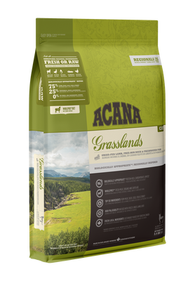 FSC401-64218 Acana CAT Food GRASSLANDS 1.8kg