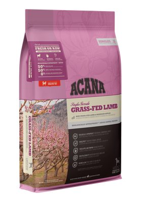 FSD401-57012 Acana Dog Food Grass-Fed Lamb  11.4kg