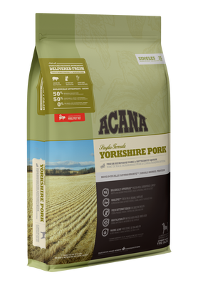 FSD401-57212 Acana Dog Food Yorkshire Pork 11.4 kg