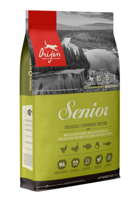 FSD402-18612 Orijen Dog Food Senior 11.4kg