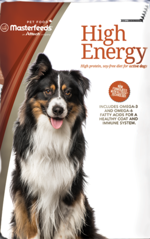 FSHIENERGY Dog Food High Energy 18.14kg Bag