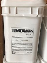"FSBEAR Ice Melter Bear Tracks 16 kg ""4-H Club"""