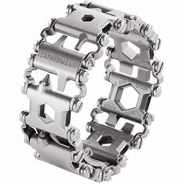 HG832327 Leatherman Tool - Tread Metric Stainless Bracelet