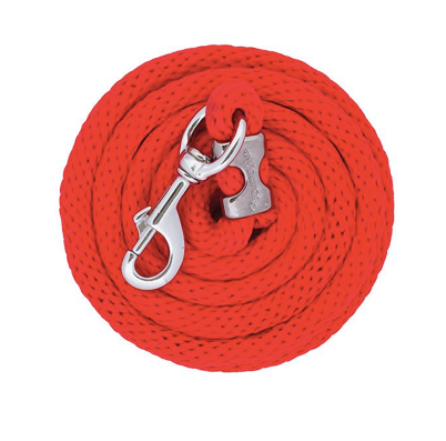 TK35-2101-S2-Red Lead Rope 10' CB 225 Poly