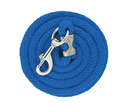 TK35-2101-S4-Blue Lead Rope 10' CB 225 Poly