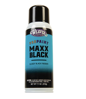 AC69-2107 ProTouch Maxx Black-Weaver 10oz Spray