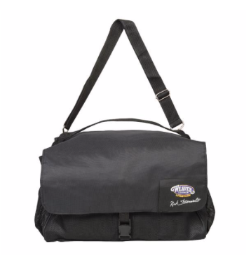 AC69-6109 Access: Clipper Bag Nylon Blk