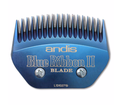 AC65130-400 Blade Andis UltraEdge Blue Ribbon II Blocking