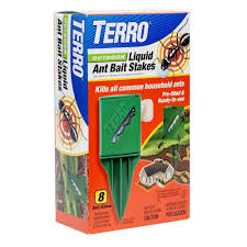 HG220050D TERRO Outdoor Liquid Ant Spike