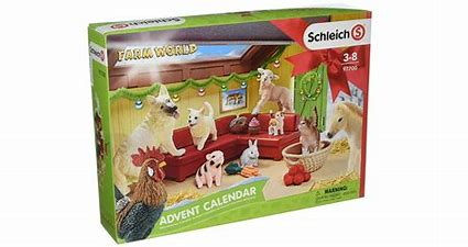BG97700 Farm World Advent Calendar