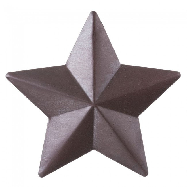 BG91-1609 Ornament-Hanging Rustic Star