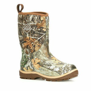 CLKEL-RTE-11-Camo Muck Boot Kids Element Camo