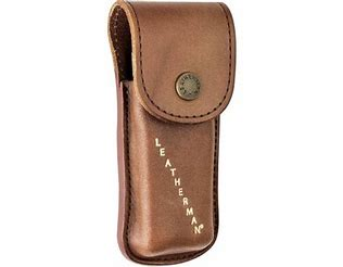 HG832-M-Brown Leatherman Heritage Leather Sheath