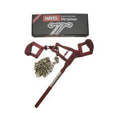 FE054212 Fence Stretcher Wire-Hayes Smooth