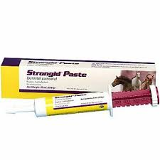 ACV7526 Strongid P Oral Paste Horse Dewormer