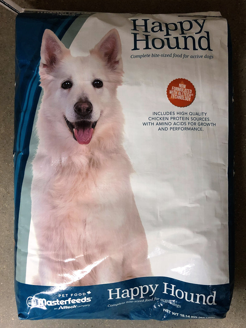 FSHAPPY Dog Food Happy Hound 18.14kg Bag