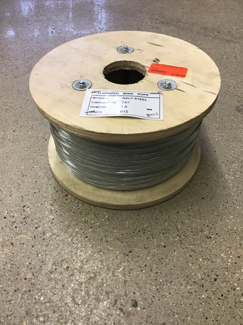 FE3000 Electric Fence Cable 1/16 x 3000'
