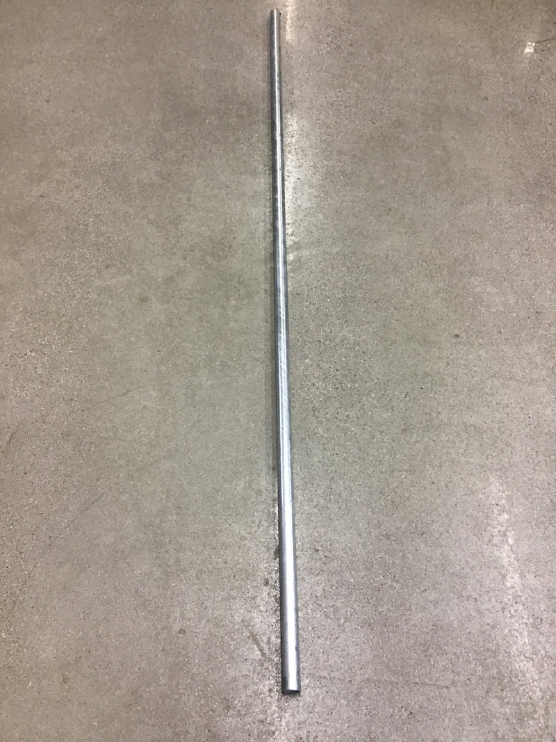 "FE007 Ground Rod-1 3/8"" x 8' Galvanized Pipe"