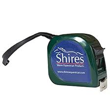TKSTG599 Horse Measuring Tape Shires