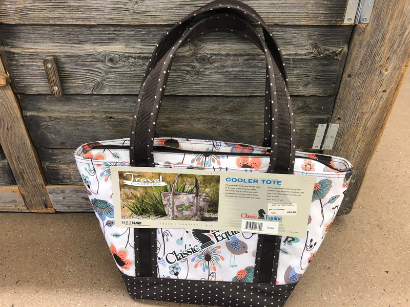 BGCT18--In Bloom Cooler Tote Travel Collection