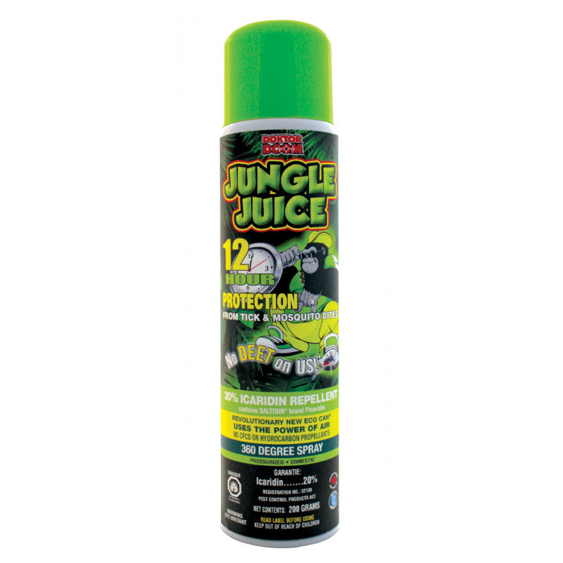 HG402-99501E Jungle Juice Flea & Tick Repellent 200g Spray