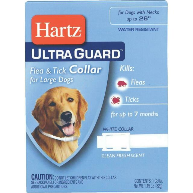 PS3910239 Flea Collar Dog Ultra Guard Large