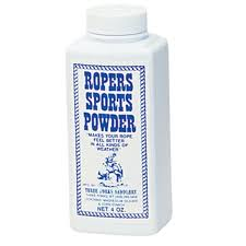 TKCR/ROPEPOWDER Baby Powder 4oz