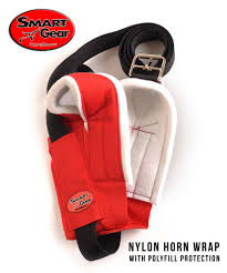 TKRSSHWRAP Horn Wrap Ropesmart Nylon Fleece Back