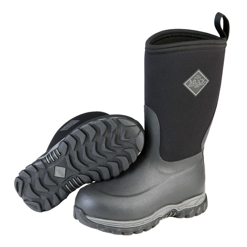 CLMBRG2-6-Blk/Blk Muck Boot Kids Rugged II