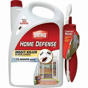 HG4260295 Home Defense Max Insrct Control 5l