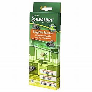 HG417 Fly Catchers-Silvalure Window Clear