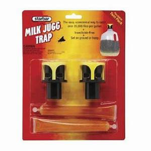 HG205621 Milk Jug Fly Trap Starbar 4pc