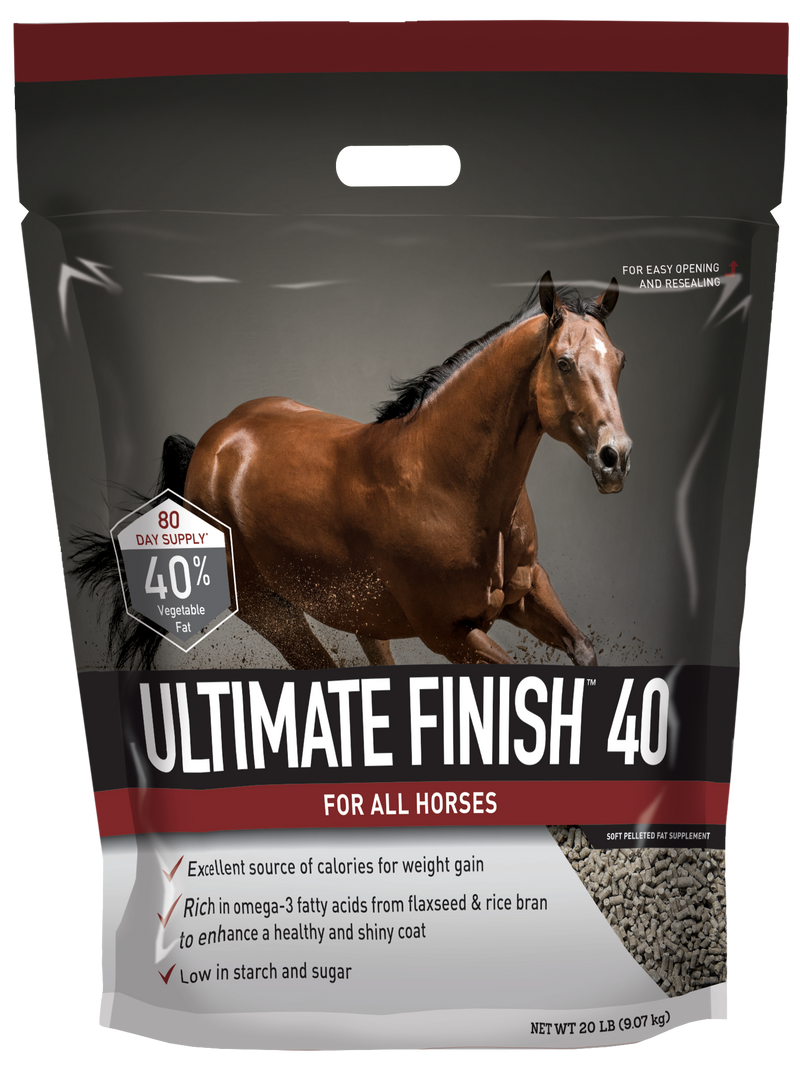 FSULTIMATE40 BUCKEYE Ultimate Finish 40 BAG 20lb
