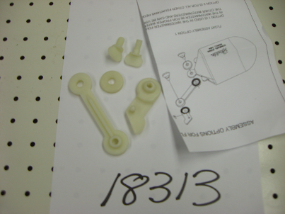 LE18313 Ritchie Float Arm Hardware Kit