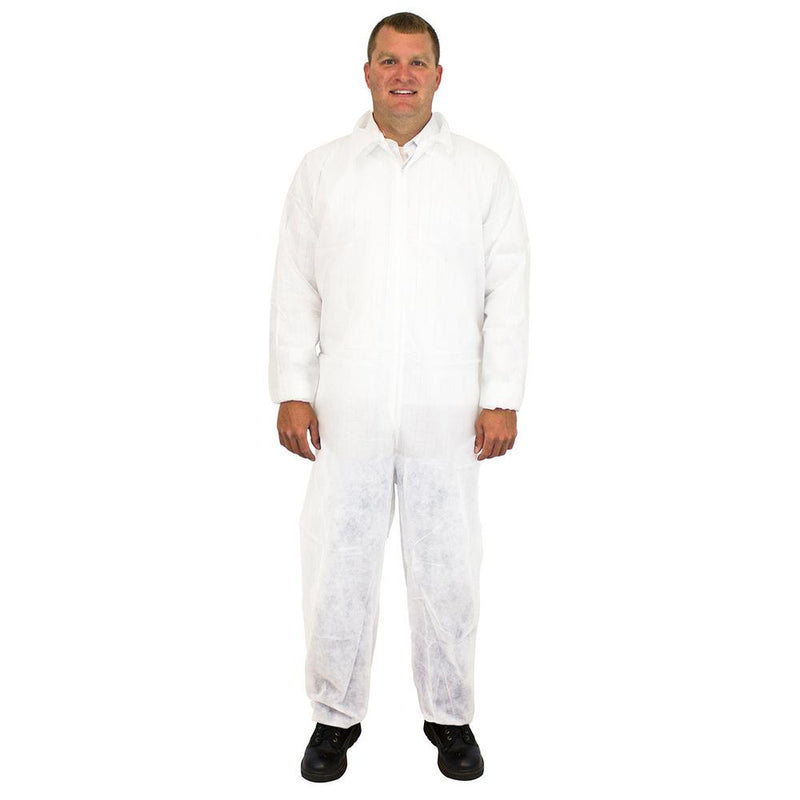HG502ZXLQ Coverall Disposable Polyproplylene