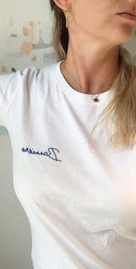 Banniere Embroidered T-Shirt